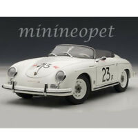 AUTOart 77865 PORSCHE 356 SPEEDSTER #23F 1/18 MODEL CAR WHITE
