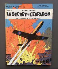 Les aventures de Blake et Mortimer. Le secret de L'espadon T1. Lombard 1970