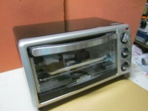 BLACK & DECKER TOAST-R-OVEN TO1313SBD