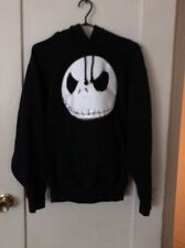 JACK SKELLINGTON TIM BURTON'S THE NIGHTMARE BEFORE CHRISTMAS DISNEYLAND HOODIE S