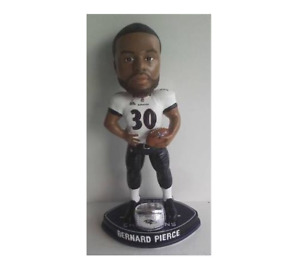 NFL Bernard Pierce Baltimore Ravens Super Bowl XLVII Champ Bobble Head Forever
