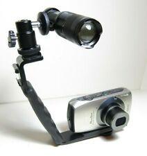 Canon 500 HS 12.1MP HD Digital Camera Infrared IR/UV Full Spectrum Ghost MOD KIT
