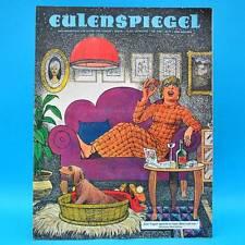 Eulenspiegel 4/1986   DDR-Wochenzeitung für Satire und Humor   Geburtstag B