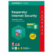Kaspersky Internet Security 2018 1PC Geräte 1 Jahr Download Lizenzkey