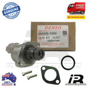 Denso Nissan Pathfinder Suction Control Valve For R51M YD25DDTI 01.05 on 2.5L