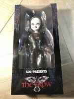 "LDD 10"" The Crow doll  Living Dead Dolls Presents (2020) Mezco"