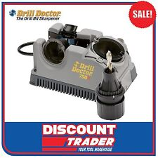 Drill Doctor - Drill Bit Sharpener – Tradesman 2.5mm - 19mm DD750 750X - DD750X