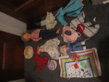 "VINTAGE HORSMAN B-18"" Doll Plus Extra with Clothes"