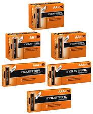 60 Duracell Industrial Alkaline Batterien im 10er Karton (30x AA + 30x AAA)