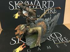 Geralt Griffin Statue - The Witcher 3: Wild Hunt Collectors Edition (NEW)