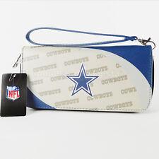 NFL Dallas Cowboys Womens Clutch Wallet Organizer Ladies Wallet