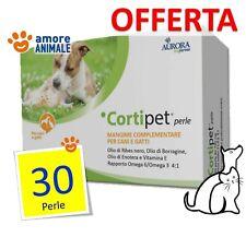 CORTIPET 30 perle per CANI e GATTI - Cura la dermatite e il prurito