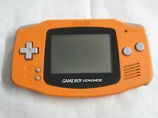A280 Nintendo Gameboy Advance console Orange Japan GBA x