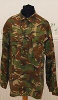 NATO British Army Camouflage Combat Jacket Size L