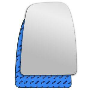 Right wing adhesive mirror glass for Iveco Daily 2016-2019 896RS