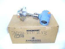 Rosemount 3051S1 TG1A2B11A1ADA2E5M5Q4 -14.7-0PSI Transmitter w/1199 Seal 2013NEW
