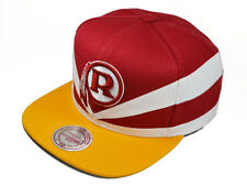 Washington Redskins SLASH SNAPBACK  Mitchell & Ness NFL Hat = OSFM