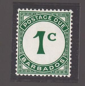 Barbados MNH Postage Due 1¢  [160]