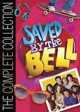 Saved By the Bell ALL Season 1-5 Complete Series DVD Set Lot Collection Show Box
