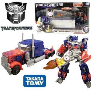 Transformers Dark of the Moon Optimus Prime DA-03 Mechtech Trailer 34