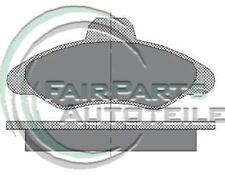 Bremsbelag-Satz Ford Escort Cabriolet Express Orion 90 - 00 vorn System Bendix