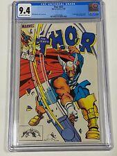 THOR #337 CGC 9.4 Marvel Comics 11/83  1st appearance of Beta Ray Bill