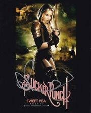 Abbie Cornish Signed Autographed 8x10 Sucker Punch Sweet Pea Photograph