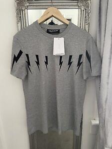 Neil Barrett T Shirt Size Small RRP £175