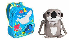 Disney Store Back to School Finding Dory Otter Lunch Tote &Backpack Set For Kids