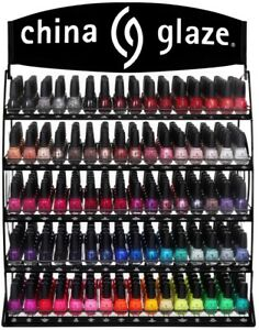 China Glaze Nail Polish FULL SIZE All are brand new PICK From List #10 1099-1225