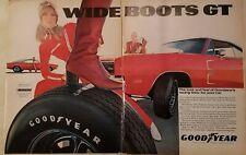 Goodyear 168 print ads SportsIllustratedReadersDigestAutocarPunchCount 1912-1991