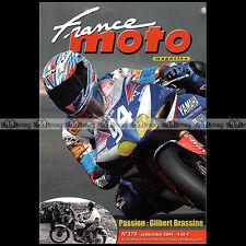 FRANCE MOTO N°379 ★ Couverture : la YAMAHA du TEAM GMT 94 ★ 2004