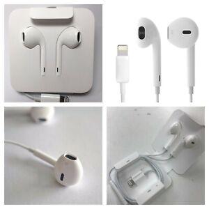 Brand New Original Genuine Apple  iPhone 7, 8, 10,X  Headphones Hands free