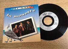 45 tours Fêt' Nat' La mouette Bruno Gaccio Les Guignols 1991 parodie folk breton