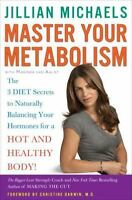 Master Your Metabolism: The 3 Diet Secrets to Naturally Balancing Your Hormone..