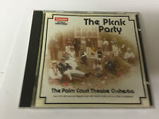 The Picnic Party  Palm Court Theatre Orchestra CD 1980 CHANDOS W GERMANY
