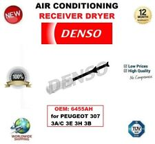 DENSO AIR CONDITIONING RECEIVER DRYER OEM: 6455AH for PEUGEOT 307 3A/C 3E 3H 3B
