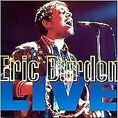 Live, Eric Burdon, Audio CD, Acceptable, FREE & FAST Delivery