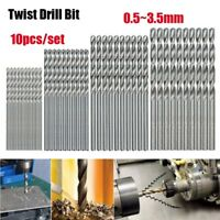 HSS Twist Drill Bits Straight Shank Auger Electric Drills Rotary Power Tools
