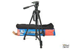 WF WT3730 Photographic camera tripod with head