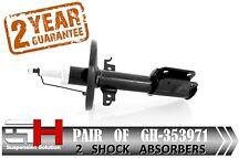 2 PARTE DELANTERA Amortiguadores para RENAULT MEGANE III, Fluencia/ GH -353971