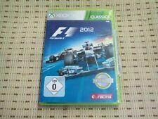 F1 2012 para Xbox 360 xbox360 * embalaje original * C