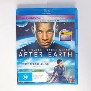After Earth Bluray Movie - Free Postage Blu-ray - Action Scifi