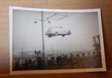 Photograph Automobilia 1948 Ford Super deluxe Fordor on Dockside Crane 1950's