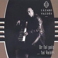 Lazaro Valdes De Tal Palo Tal VAldes   (PROMOTION CD) BRAND NEW  NO COPY