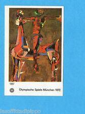 MUNCHEN/MONACO '72-PANINI-Figurina/Manifesto n.2- Rec
