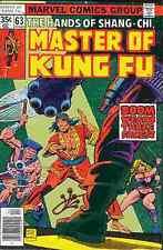 Master of Kung-Fu # 63 (Jim Craig) (états-unis, 1978)