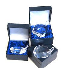 Optical Crystal Golf Club Shaped Award / Engraved FREE