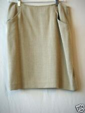 Size 10 Jones New York Cool Gray Skirt Gently-Used