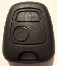 Fits Peugeot Citroen 2 Button 107 207 307 C1 C2 C3 C4 C5 Remote Key Fob Case